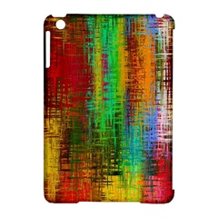 Color Abstract Background Textures Apple Ipad Mini Hardshell Case (compatible With Smart Cover) by Simbadda