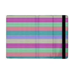 Backgrounds Pattern Lines Wall iPad Mini 2 Flip Cases