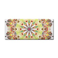 Intricate Flower Star Cosmetic Storage Cases