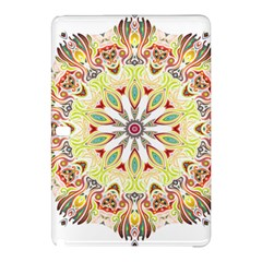 Intricate Flower Star Samsung Galaxy Tab Pro 10 1 Hardshell Case