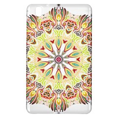 Intricate Flower Star Samsung Galaxy Tab Pro 8 4 Hardshell Case