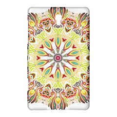 Intricate Flower Star Samsung Galaxy Tab S (8 4 ) Hardshell Case