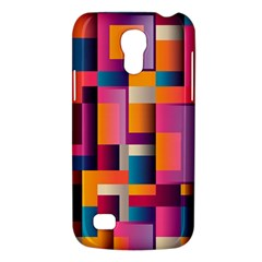 Abstract Background Geometry Blocks Galaxy S4 Mini by Simbadda