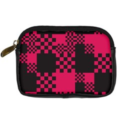 Cube Square Block Shape Creative Digital Camera Cases by Simbadda