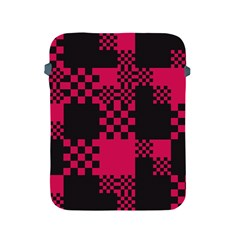 Cube Square Block Shape Creative Apple Ipad 2/3/4 Protective Soft Cases by Simbadda