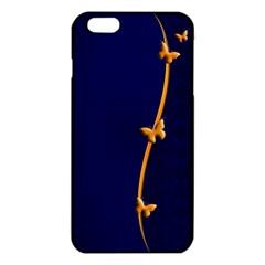 Greeting Card Invitation Blue Iphone 6 Plus/6s Plus Tpu Case by Simbadda