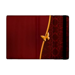Greeting Card Invitation Red Apple Ipad Mini Flip Case by Simbadda