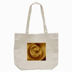 Gold Background Texture Pattern Tote Bag (cream) by Simbadda