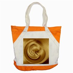 Gold Background Texture Pattern Accent Tote Bag by Simbadda