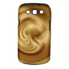 Gold Background Texture Pattern Samsung Galaxy S Iii Classic Hardshell Case (pc+silicone) by Simbadda
