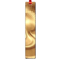 Gold Background Texture Pattern Large Book Marks by Simbadda