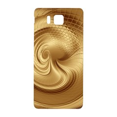 Gold Background Texture Pattern Samsung Galaxy Alpha Hardshell Back Case