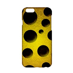 Background Design Random Balls Apple Iphone 6/6s Hardshell Case by Simbadda