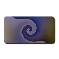 Logo Wave Design Abstract Medium Bar Mats by Simbadda