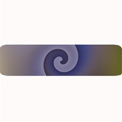 Logo Wave Design Abstract Large Bar Mats by Simbadda