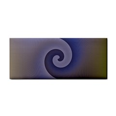 Logo Wave Design Abstract Cosmetic Storage Cases by Simbadda