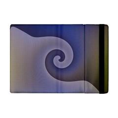 Logo Wave Design Abstract Ipad Mini 2 Flip Cases by Simbadda