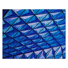 Lines Geometry Architecture Texture Rectangular Jigsaw Puzzl by Simbadda