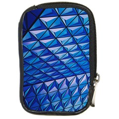Lines Geometry Architecture Texture Compact Camera Cases by Simbadda