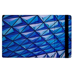 Lines Geometry Architecture Texture Apple Ipad 3/4 Flip Case by Simbadda