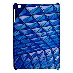Lines Geometry Architecture Texture Apple Ipad Mini Hardshell Case by Simbadda