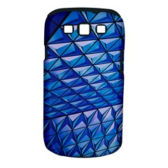 Lines Geometry Architecture Texture Samsung Galaxy S Iii Classic Hardshell Case (pc+silicone) by Simbadda