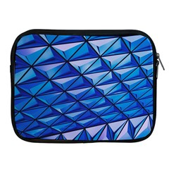 Lines Geometry Architecture Texture Apple Ipad 2/3/4 Zipper Cases by Simbadda