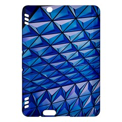 Lines Geometry Architecture Texture Kindle Fire Hdx Hardshell Case by Simbadda
