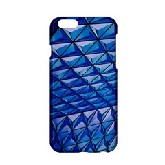 Lines Geometry Architecture Texture Apple Iphone 6/6s Hardshell Case by Simbadda