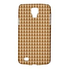 Pattern Gingerbread Brown Galaxy S4 Active by Simbadda