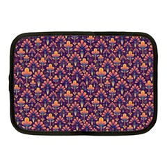 Abstract Background Floral Pattern Netbook Case (medium)  by Simbadda