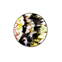 Canvas Acrylic Digital Design Hat Clip Ball Marker by Simbadda