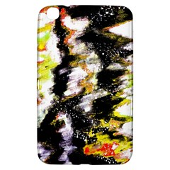 Canvas Acrylic Digital Design Samsung Galaxy Tab 3 (8 ) T3100 Hardshell Case  by Simbadda
