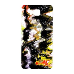 Canvas Acrylic Digital Design Samsung Galaxy Alpha Hardshell Back Case by Simbadda