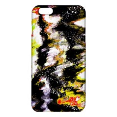 Canvas Acrylic Digital Design Iphone 6 Plus/6s Plus Tpu Case by Simbadda