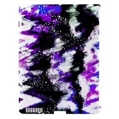 Canvas Acrylic Digital Design Apple Ipad 3/4 Hardshell Case (compatible With Smart Cover) by Simbadda