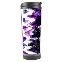 Canvas Acrylic Digital Design Travel Tumbler by Simbadda