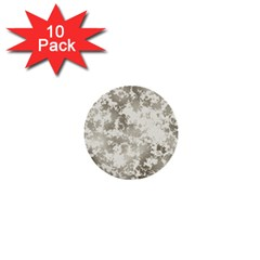 Wall Rock Pattern Structure Dirty 1  Mini Buttons (10 Pack)  by Simbadda
