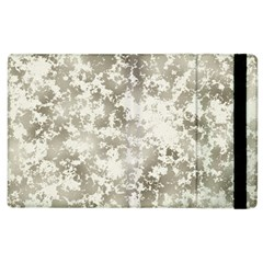 Wall Rock Pattern Structure Dirty Apple Ipad 2 Flip Case by Simbadda