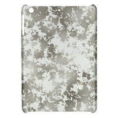 Wall Rock Pattern Structure Dirty Apple Ipad Mini Hardshell Case by Simbadda