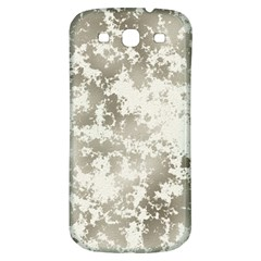Wall Rock Pattern Structure Dirty Samsung Galaxy S3 S Iii Classic Hardshell Back Case by Simbadda