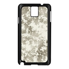 Wall Rock Pattern Structure Dirty Samsung Galaxy Note 3 N9005 Case (black) by Simbadda