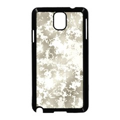 Wall Rock Pattern Structure Dirty Samsung Galaxy Note 3 Neo Hardshell Case (black) by Simbadda
