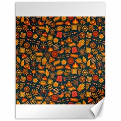 Pattern Background Ethnic Tribal Canvas 18  X 24