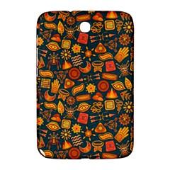 Pattern Background Ethnic Tribal Samsung Galaxy Note 8 0 N5100 Hardshell Case  by Simbadda