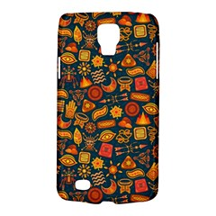 Pattern Background Ethnic Tribal Galaxy S4 Active by Simbadda