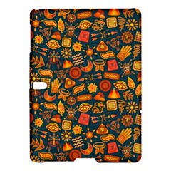 Pattern Background Ethnic Tribal Samsung Galaxy Tab S (10 5 ) Hardshell Case  by Simbadda