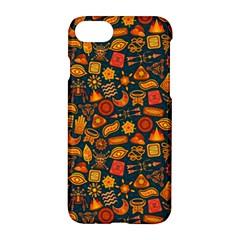 Pattern Background Ethnic Tribal Apple Iphone 7 Hardshell Case by Simbadda