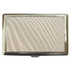 Sand Pattern Wave Texture Cigarette Money Cases by Simbadda