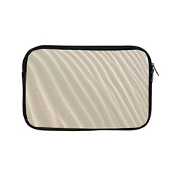 Sand Pattern Wave Texture Apple Macbook Pro 13  Zipper Case by Simbadda